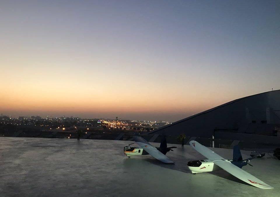 Cosa sta facendo ADPM Drones a Dubai?