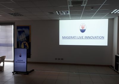 ADPM Drones | Maserati Live Innovation 2017