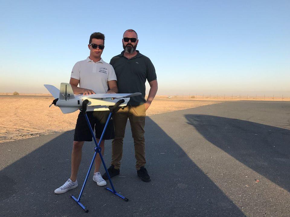 ADPM Drones - Dubai