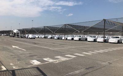 Riconoscimento autonomo di automobili con drone