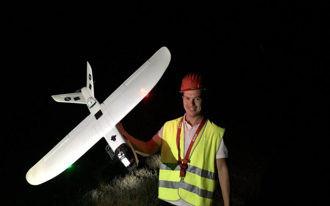 BVLOS notturno: per la prima volta voli autorizzati in Italia