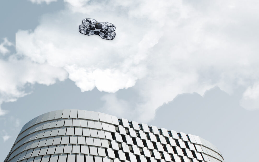 Droni super-sicuri in città grazie al controllo satellitare: un grande successo targato Telespazio e ADPM Drones
