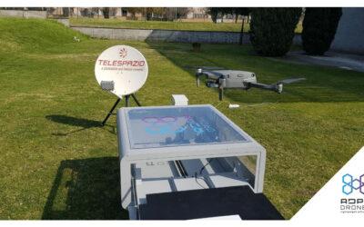 Droni e tecnologie satellitari al servizio del territorio