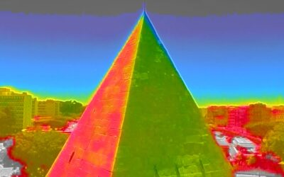 I nostri droni per monitorare il centro storico di Roma con il progetto Pomerium