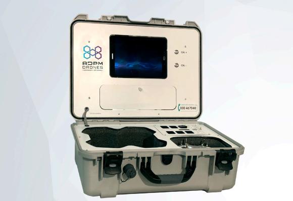 Portable Control Station